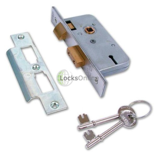 Main photo of Union 2277 3 lever Sash Lock