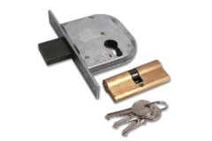CISA 42021-50 85mm Gate Lock