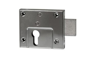 AMF Gate Lock Versatile Rim Deadlock for Gates and Doors