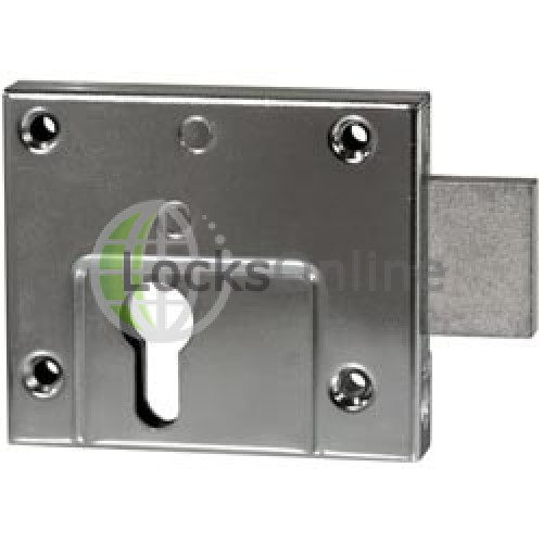 Main photo of AMF Gate Lock Versatile Rim Deadlock for Gates and Doors