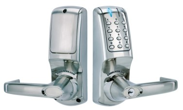 CL5010 Audit Trail Electronic Tubular Mortice Latch