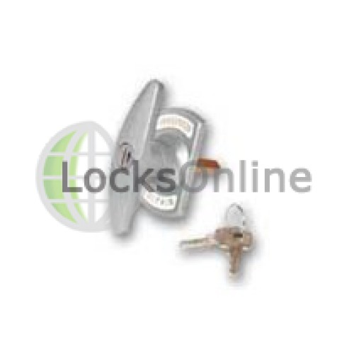 Main photo of Henderson 032054 Locking Garage Door Handle