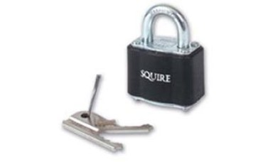 Squire 30 Series Laminated Padlocks