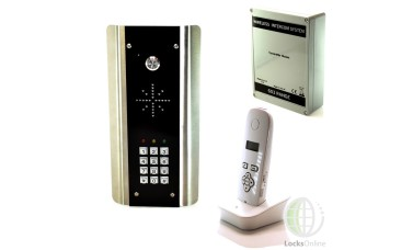 AES Entrée Wireless Front-Door Intercom & Entry System