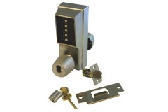 Simplex Unican 1021B Digital Lock Knob Operated With Key Override