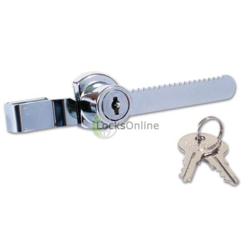 Main photo of LocksOnline Showcase Style Glass Cabinet Lock