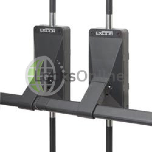 Main photo of Exidor 700 4 Point Double Doors Push Bar Operated with Overlap
