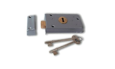 Legge P2144 (Double Handed) 108 mm Rim Dead Lock