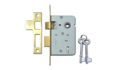 Legge Standard 2-Lever Sashlock for Internal Doors