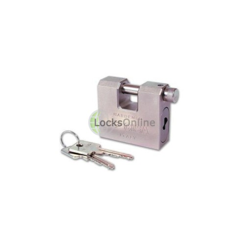 Main photo of Cisa 28550 Lim Series Straight Shackle Padlock