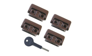YALE 8K101 Window Swing Lock