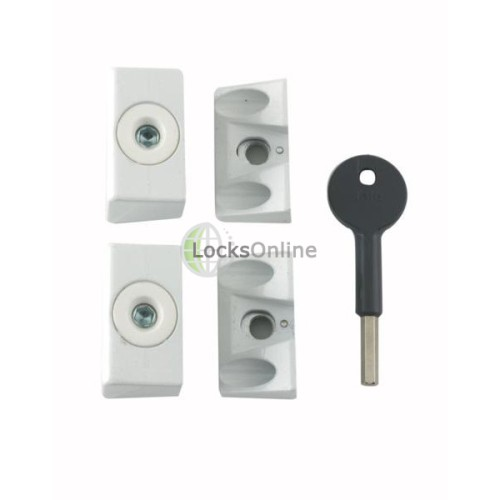Main photo of YALE 8K108 Sash Window Lock