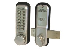 Lockey 2200 Mechanical Push Button Lock