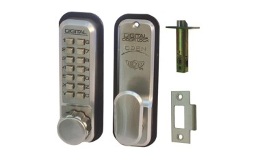 Lockey 2430 Mechanical Push Button Lock