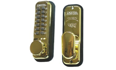 Lockey 2435 Mechanical Push Button Lock