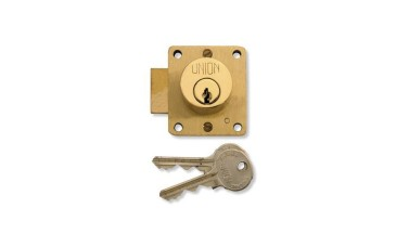 Union 4110 Straight Cupboard Lock