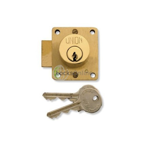 Main photo of Union 4110 Straight Cupboard Lock