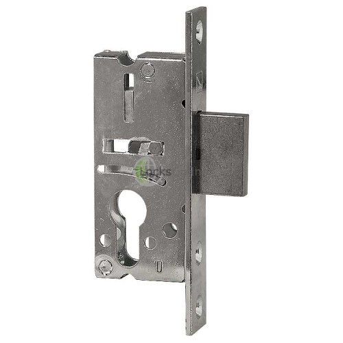 Main photo of AMF 8400 Euro Profile Series Narrow Stile Gate Lock