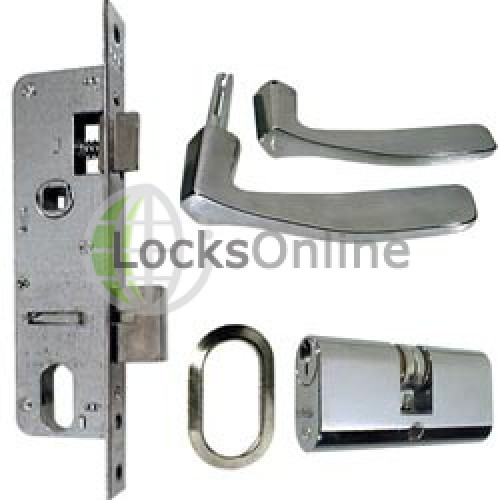 Main photo of Papaiz Narrow Stile Mortice Sashlock