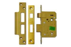 ASEC High Quality 3 Lever Sash Lock