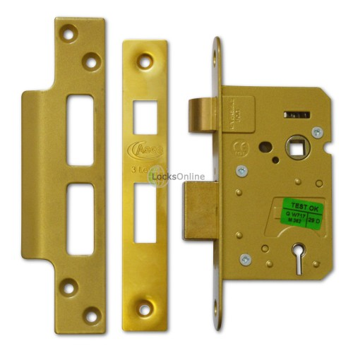 Main photo of ASEC High Quality 3 Lever Sash Lock