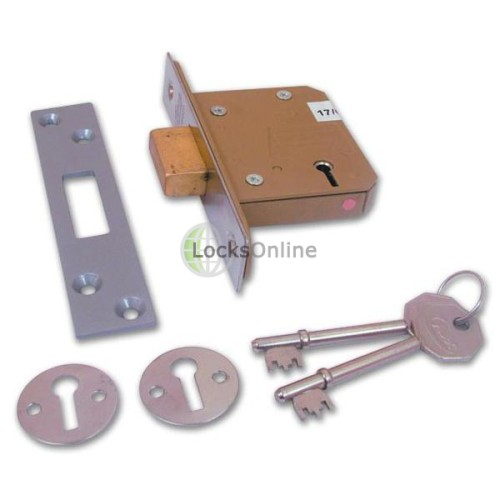 Main photo of Asec 3 Lever Dead Lock