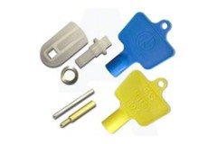 Electric & Gas Meter Box Lock Repair Kit