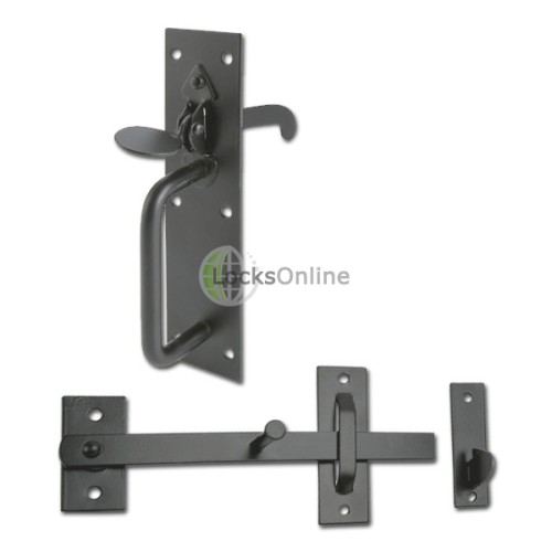 Main photo of ASEC Heavy Duty Suffolk Gate Latch
