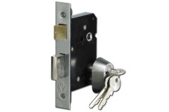 ASEC High Security BS3621 Euro Sashlock with Security Escutcheons