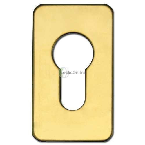 ASEC Self Adhesive Euro Profile Escutcheon