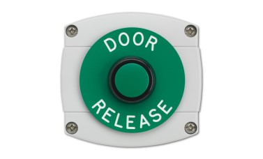 Surface Mounted Door Release Button