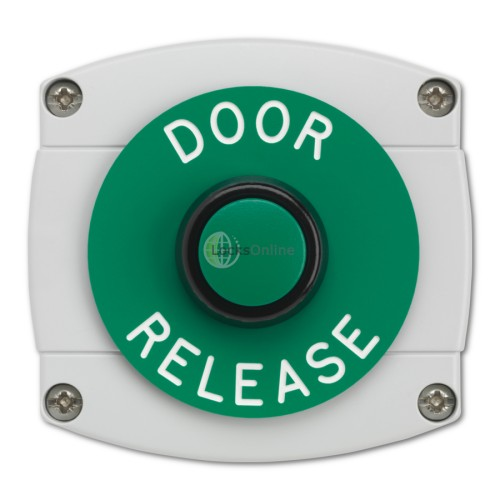 Main photo of Surface Mounted Door Release Button