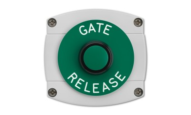 Surface Mounted Gate Release Button