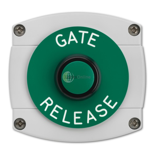 Main photo of Surface Mounted Gate Release Button
