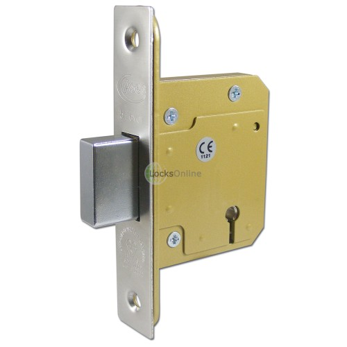 Main photo of Asec British Standard Dead Lock