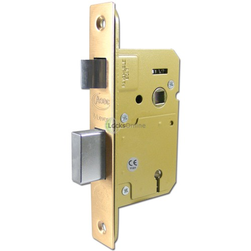 Main photo of British Standard BS3621 Asec Front Door Sash Lock