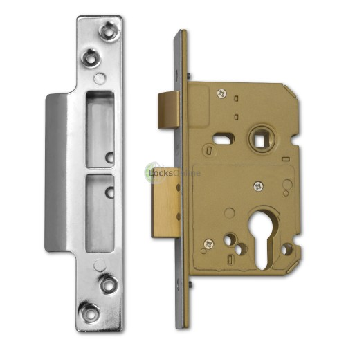 Main photo of ASEC Euro Profile Sashlock Case with Reversible Latch