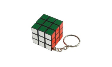 Rubix Cube Key Ring