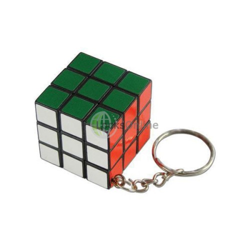 Main photo of Rubix Cube Key Ring