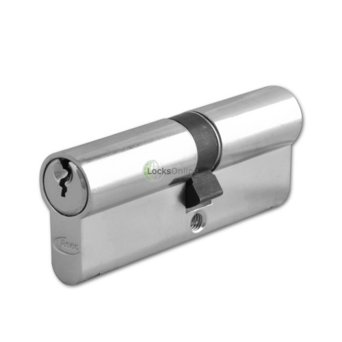 Main photo of ASEC 6-Pin Euro Double Cylinder