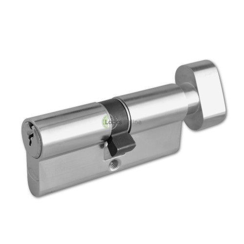 Main photo of ASEC 6-Pin Euro Key & Turn Cylinder