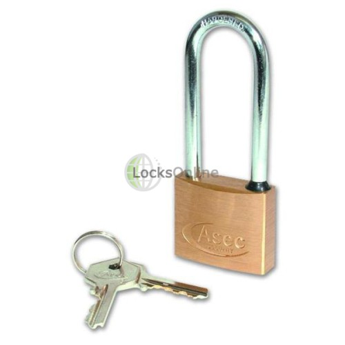 Main photo of ASEC Brass Long Shackle