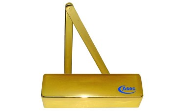 ASEC Size 3-5 Overhead Door Closer