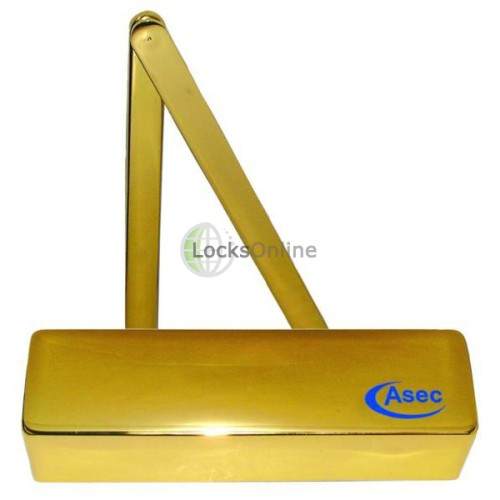 Main photo of ASEC Size 3-5 Overhead Door Closer