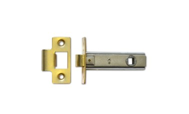Budget Tubular Latch With Adjustable Strike Plate ...