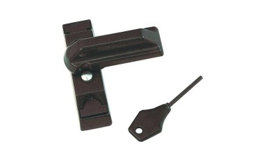 uPVC Asec Non Locking Sash Stopper