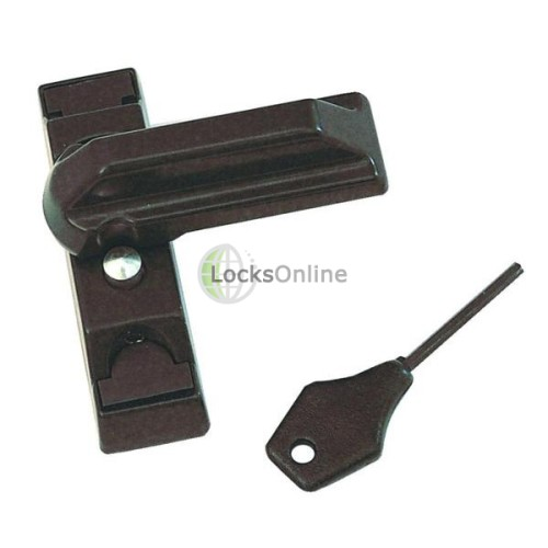 Main photo of uPVC Asec Non Locking Sash Stopper