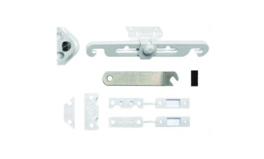 ASEC Securistay Window Restrictor - Metal