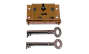 Asec No 48 4 Lever Box Lock