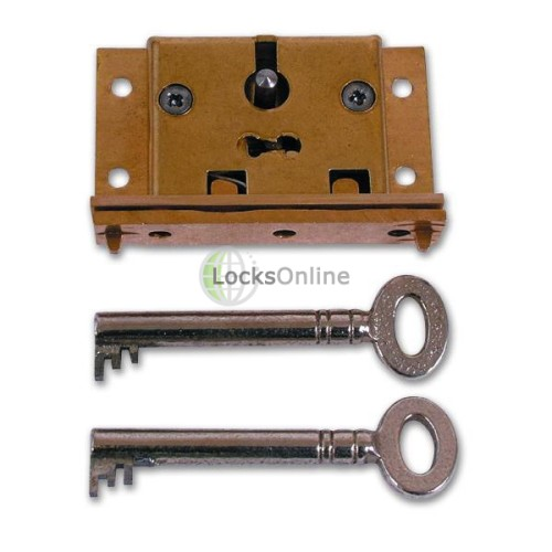 Main photo of Asec No 48 4 Lever Box Lock